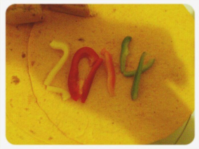 Celebrating 2014 Happynewyear2014 Food