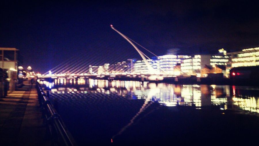 Happy Christmas from Dublin! :)