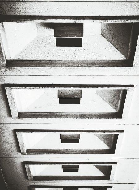 Light And Shadow Monochrome Urban Geometry Blackandwhite
