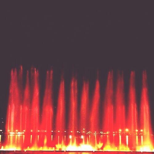 Sharjah Enjoying Life Citynights Taking Photos