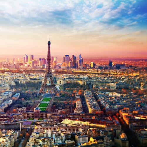 Traveling Francia Tour Eiffel