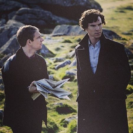 Johnlock ❤