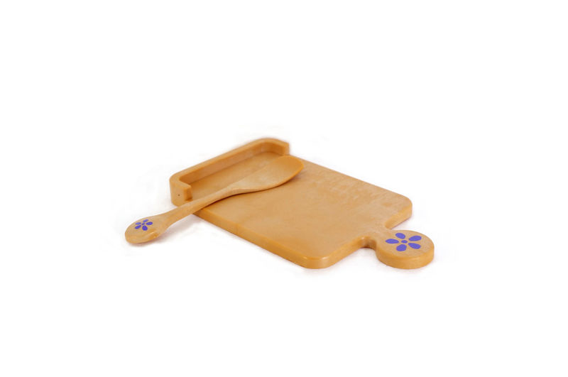 Child Cutting Board Food Food And Drink Indoors  Isolated Kitchen Utensils Plastic Spoon The Dog Studio Shot Toy White Background