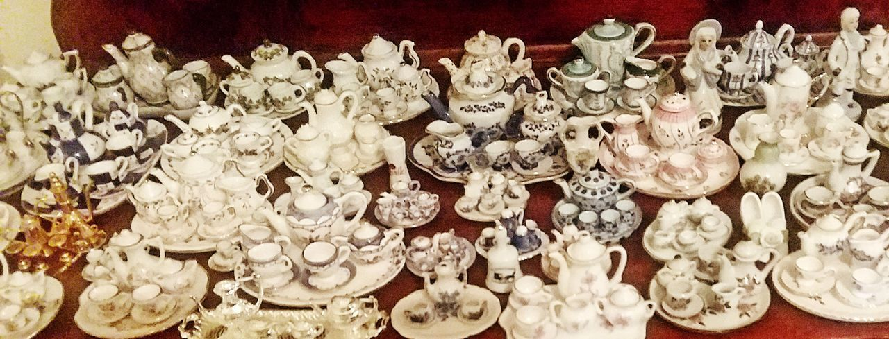 .miniature tea sets Tea Sets