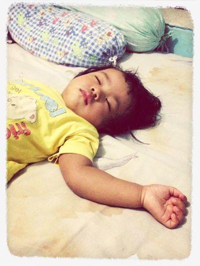 My Sleeping Child