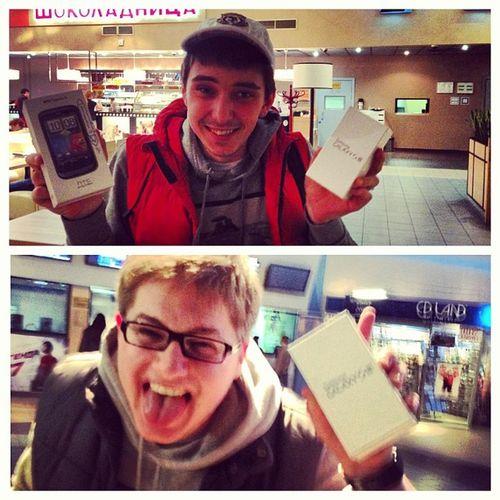 Выиграли Hts и Samsung Galaxy S3 в кинотеатре ) Cinema Film Super Winner Phone China Happy @ehaev_aleksei