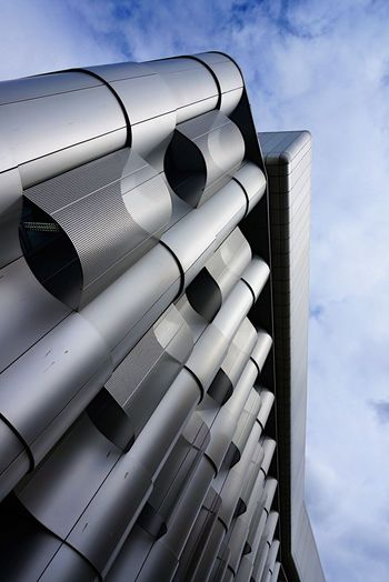 I love this Building in Bristol England Great Britain Life Sciences Building University Of Bristol Architecture Architecture_collection Ladyphotographerofthemonth Shootermag EyeEm Best Shots Fine Art Photography 500px Cloud - Sky Architecture Built Structure Modern Architecture Building Exterior Architecturelovers Architectural Detail Steel Structure  City City Life Cityscape Streetphotography The Week On EyeEm Been There. The Graphic City Stories From The City The Architect - 2018 EyeEm Awards