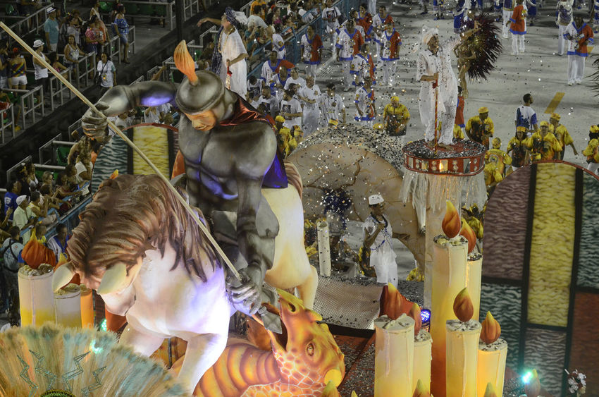 Alegria Da Zona Sul Alexandre Macieira Art Art And Craft Brasil Brazil Carnaval Carnival Colors Of Carnival Creativity Culture Cultures Festa Human Representation Marquês De Sapucaí Music Party Real People Rio Rio De Janeiro Sambodromo Sapucai Tradition