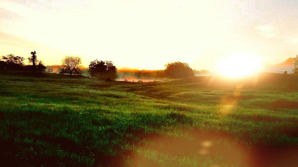 Beautiful Sunrise Arkansas
