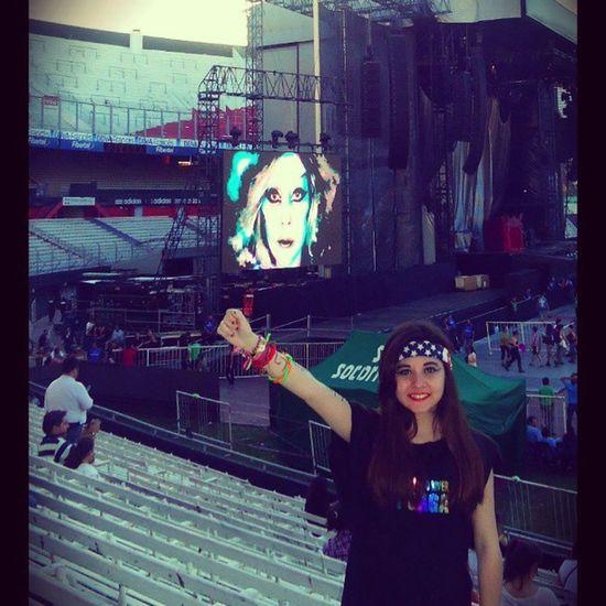 BTWB Argentina 2012 MarryTheNight Mejor NochedeMiVida LadyGaga 16deNoviembrede2012 BuenosAires RiverPlate LittleMonster FECHAINOLVIDABLE Gracias Gaga ConciertoGenial MujerPerfecta LADYGAGA.