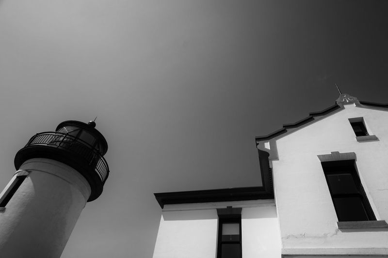 Lighthouse Architecture Black And White Blackandwhite Bnw Urban Geometry Architecture Building Exterior Built Structure Architectural Column Historic Historic Building