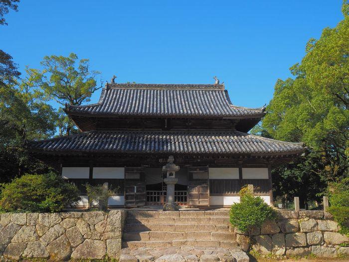 観世音寺 KanzeonjiTemple Japan Good Morning Taking Photos Hello World Japanese Temple