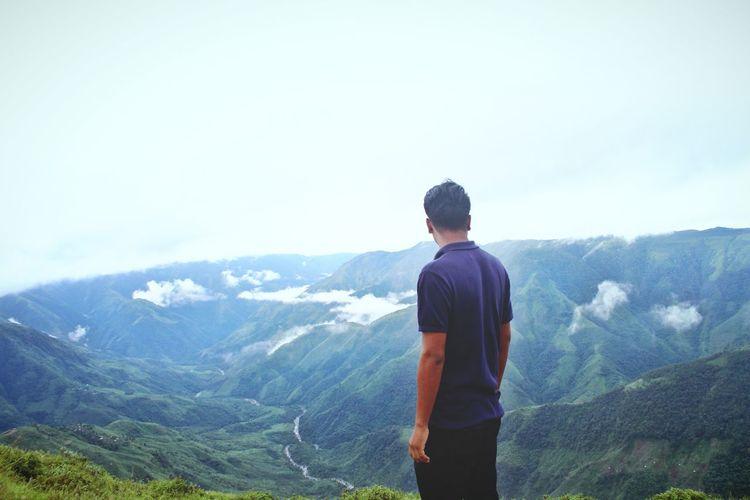Travel Destinations Mountain Hill Landscape