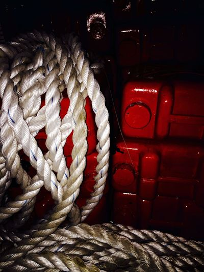 Rope and Container