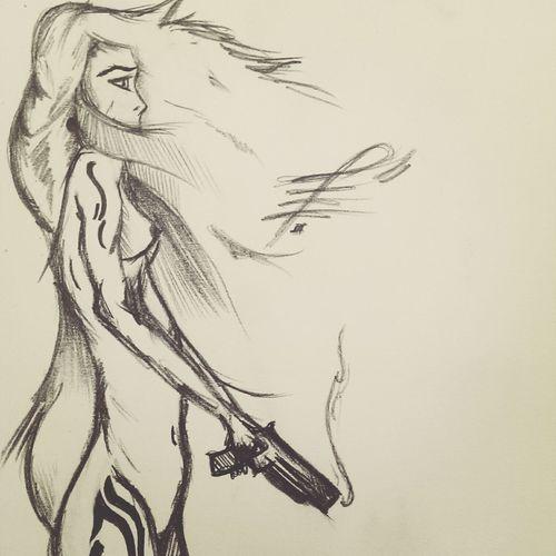 Drawing Sketch Bang Bang!!