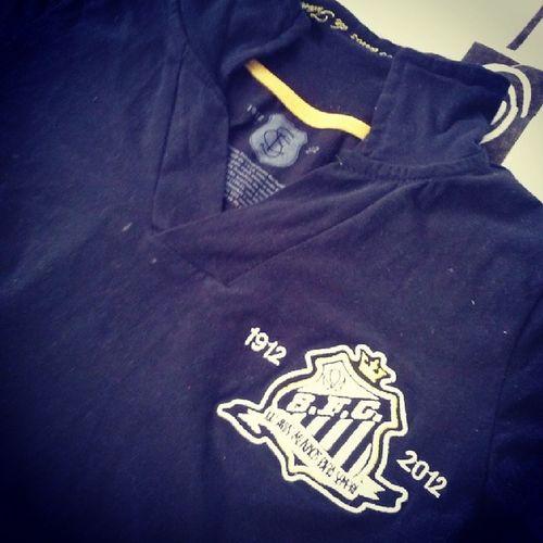 Minha camisa ja separada pro jogo do peixe mais tarde :) Santosfc Santos SantosFutebolClube Santastico