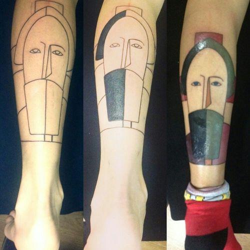 Tattoo Newtattoo Tattooart Happy