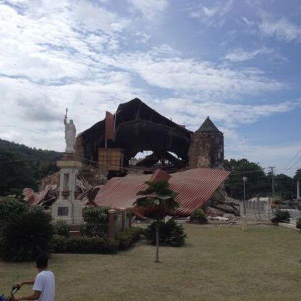 PrayForThePhilippines Visayasregion Cebu Bohol