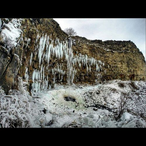 Treasure doesnt necessarily refer to something material Coastinonadream Lookingforsomething Waterfall Frozen