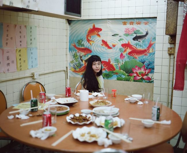 The Portraitist - 2016 EyeEm Awards Makina67 Plaubel Filmisnotdead Ishootfilm Film Kodak Portra The Portraitist 2016 Finalists