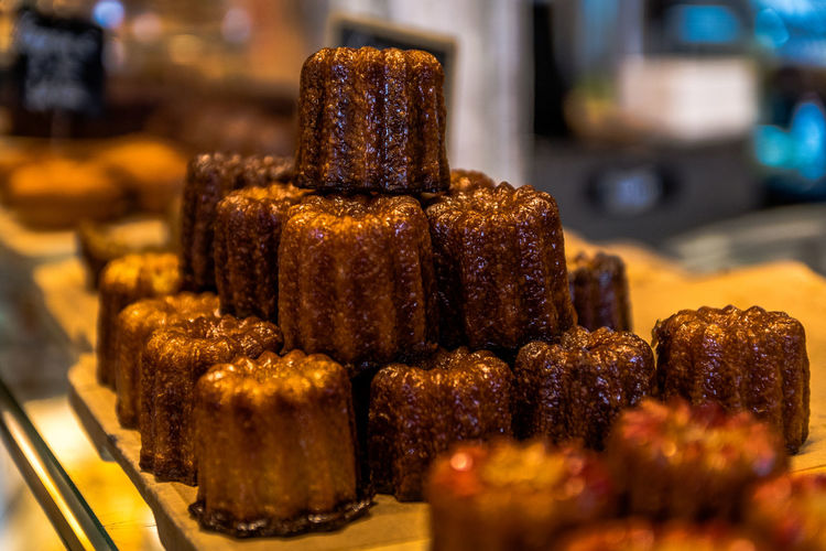 Food And Drink Food Sweet Food Freshness Indoors  Temptation Close-up No People Chocolate Ready-to-eat Still Life Unhealthy Eating Sweet Indulgence Brown Dessert Selective Focus Stack Baked Focus On Foreground Snack