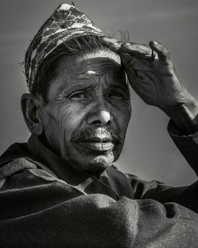B&w Street Photography People Sun Shadow Light And Shadow Nepal Portrait EarthquakeNepal