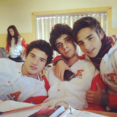 Los chicos :)