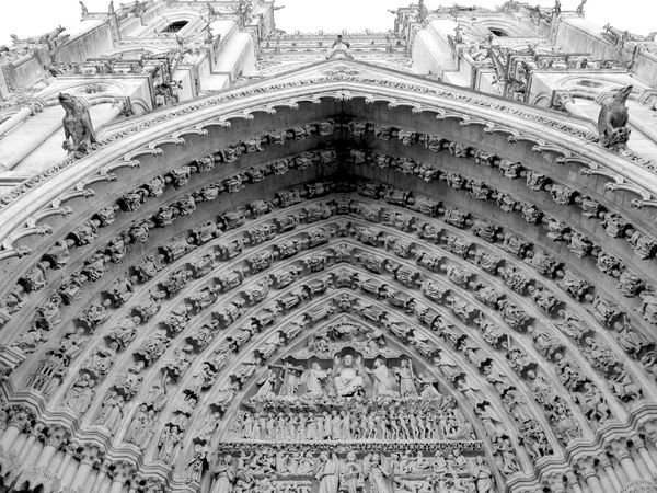 Arch Amiens Cathedral Cathedral Des Notes Dames Amiens Cathedral Place Of Worship Architecture Medieval Figures Sculpture