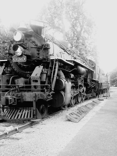Train Steam Engine Locomotive Engine Locomotive Nameplates Locomotiv Workshop Locomotive Train Engine Loco Moco Outdoors Day No People Tree EyeEmNewHere Let's Go. Together. Architecture One Young Woman Only