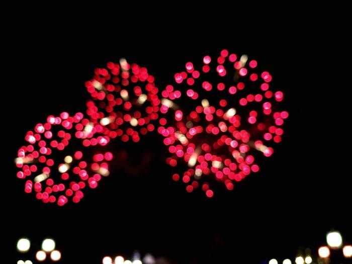 Fireworks Fête Du Vin