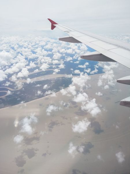 From The Plane Window Fromabove Flying High An Eye For Travel