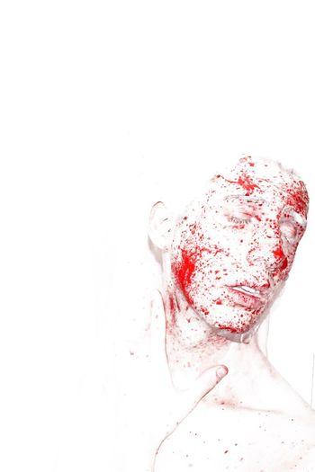 Bruising Red