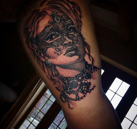 Tattoo Masquerade Fresh