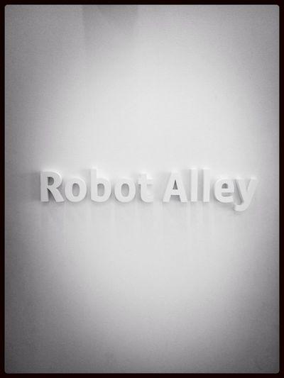 Robot Alley 21st Century