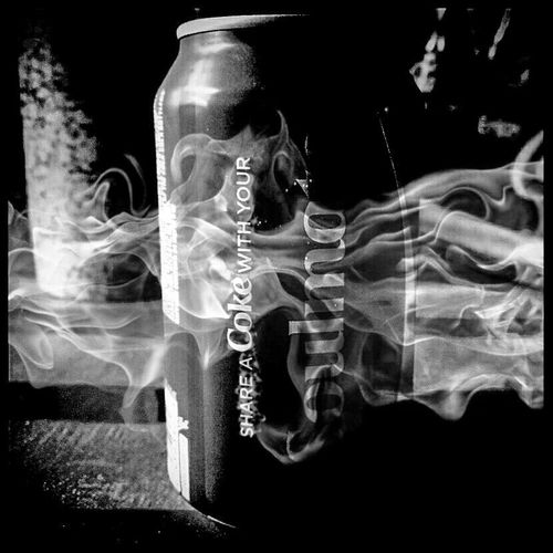 Soda Photography Digital Media Graphic Design Black Background Close-up Art