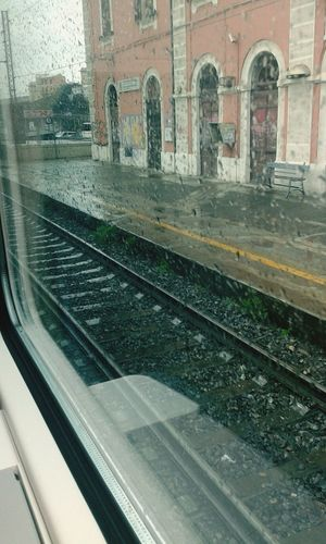 Viagiando in treno