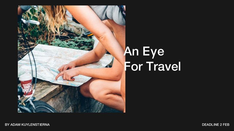 A whole new world: Share your greatest adventures and win a pass to Berlin Travel Festival! ✨ https://www.eyeem.com/m/f10022db-d581-4f24-b53b-0dd63b081537 An Eye For Travel