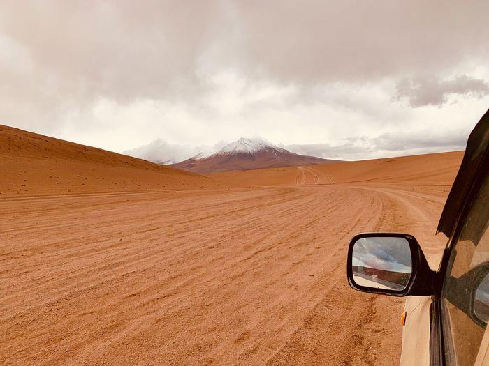 EyeEm Selects Sky Cloud - Sky Desert Environment Landscape Nature
