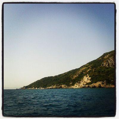 Mare Scorcio In Barca Maremma parcodelluccellinaspettacoloagostoestateinstapic
