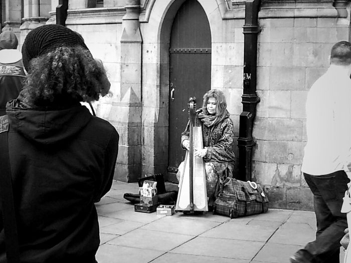 irish musical instrument Blackandwhite Taking Photos Irish