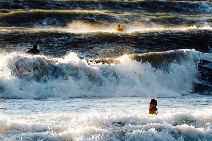 Wave Waves 🌊 Waves, Ocean, Nature 🏄 Surf Sunset 🌅 ☀️ Blue Wave Big Waves Wave Beauty In Nature Power In Nature Motion Sea Surfer Splashing Evening Atomosphere After The Storm December December 2016 Hayama Kanagawa Kanagawa,japan