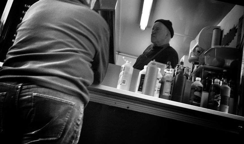 Do you want chips with that Blackandwhite Streetphotography Shootermag The Street Photographer - 2015 EyeEm Awards
