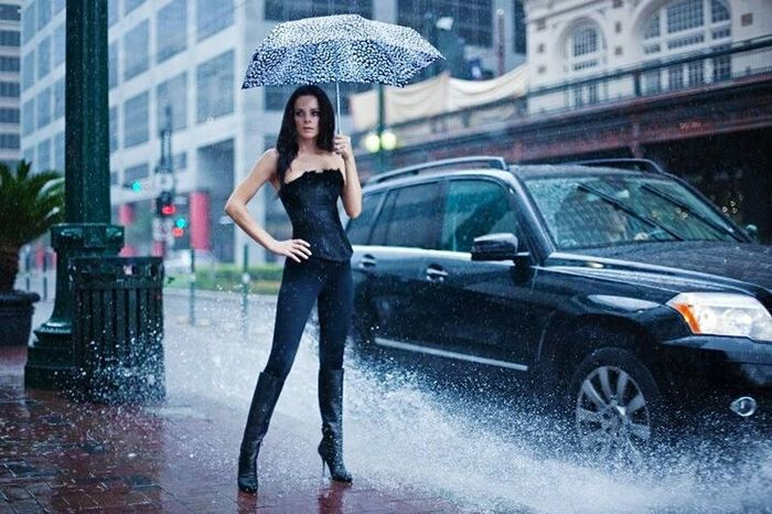 Photographer Bryan Anderson Muah Sara Eudy Assist Hailie Pue from AllZeDetails You have to just get out there and do it Rainboots AllBlackEverything Singing In The Rain Check This Out Model Pose Umbrella EyeEmBestPics Girlsintherain March Showcase Popular Photos Funshoot Hello World