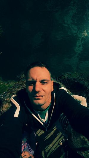 unter mir fließt die Mulde... Hanging Out Taking Photos Check This Out Hello World Hi! Enjoying Life Selfie Selfportrait