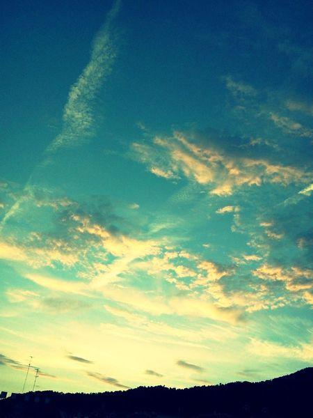 Sky Nature Cloud - Sky 夏の始まり