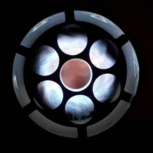 Gas Eyeemoninstagram EyeEm Best Shots Black Background Close-up #heater #circle #ring Symmetrical
