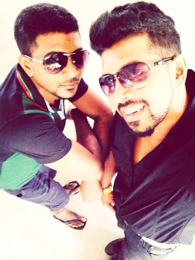 Wondeful day with bro