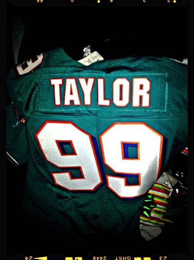 Jason Taylor Miami Dolphins My Jersey My Favorite Team