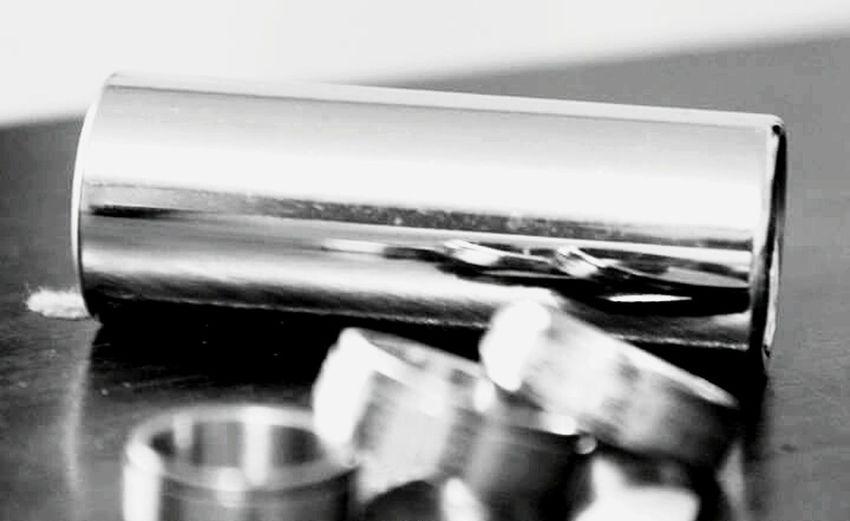 Slide Guitar Guitar Music Reflection Blackandwhite Black And White Monochrome Rings Geometric Shapes EyeEm Best Shots - Black + White