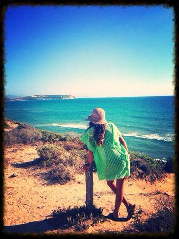 """""""Questo è il mio mare, il mio mondo che sol di sogni vive: è il più bel mare del mondo."""" M. Esta Es Mi Casa Sardinia Paradise Life"""